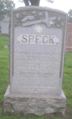Andrew Wilson Speck