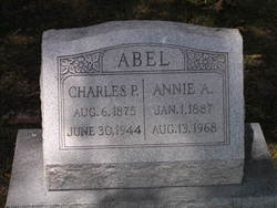 Annie <i>Anderson</i> Abel