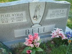 Harold D Bell