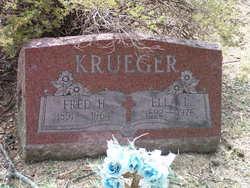 Ella Louise <i>Seeger</i> Krueger