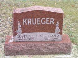 Gustave J Krueger