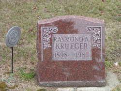 Raymond A Krueger