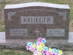 Theodore Emil Edward Krueger