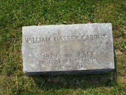 William Massey Carruth
