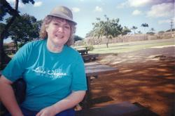 Patricia Evelyn <i>Cooksey</i> Aldrich