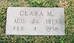 Clara Marie Rector