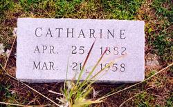 Catharine <i>Van Gundy</i> Rector