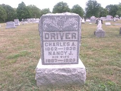 Charles Alfred Driver