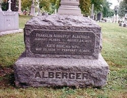Katherine R. <i>Rice</i> Alberger