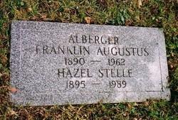 Hazel Alice <i>Stelle</i> Alberger