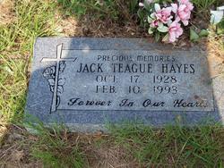 Jack Teague Hayes
