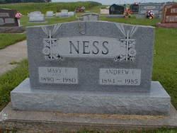 Mary Ellen <i>Carns</i> Ness
