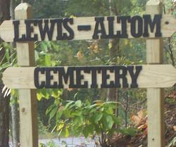 Lewis-Altom Cemetery