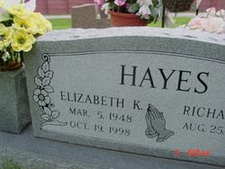 Elizabeth K. Hayes