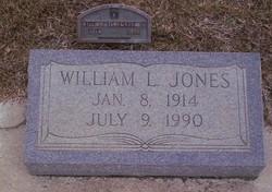 William Lamar Bill Jones