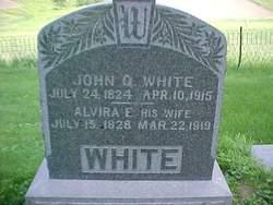 John Quincy White