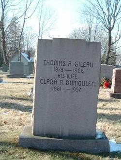 Thomas Arthur Gileau