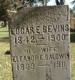 Edgar E Bevins
