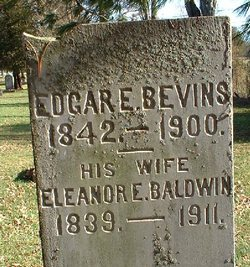 Eleanor E <i>Baldwin</i> Bevins