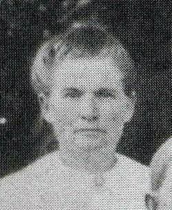 Elizabeth Brown Lizzie <i>Bailey</i> Roseman