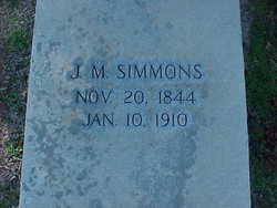 James Madison Simmons, Sr