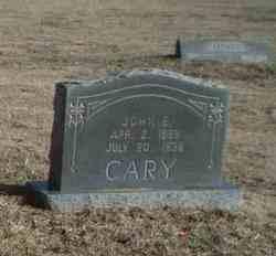 John E Cary