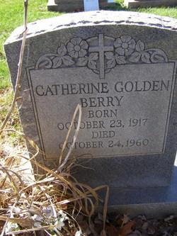 Catherine Elizabeth <i>Golden</i> Berry