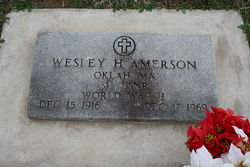 Wesley Henry Amerson