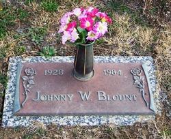 John W. Johnny Blount