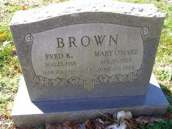 Fred K. Brown