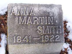 Anna <i>Martin</i> Smith