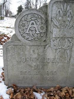 John Alden Dix