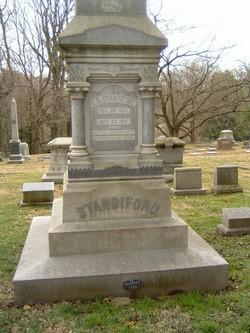 Elisha David Standiford