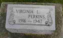 Virginia Lee <i>Dunn</i> Perkins