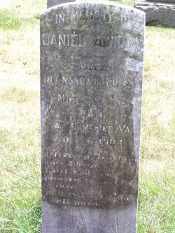 Daniel Irving Amidon, Sr