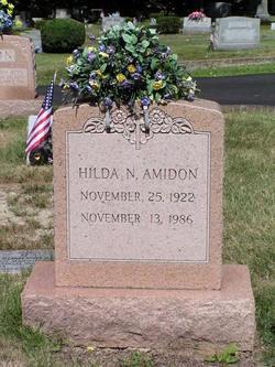 Hilda N Amidon