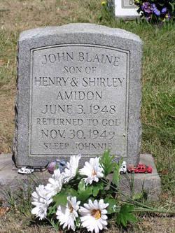 John Blaine Amidon