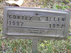 Cortez T Allen