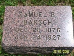 Samuel Benjamin Barsch