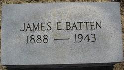 James Edward Ted Batten