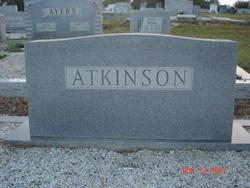 Nancy Pearl <i>Cash</i> Atkinson