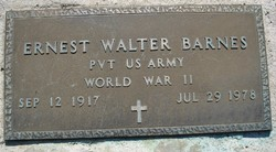 Ernest Walter Barnes