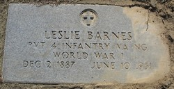 Leslie Barnes