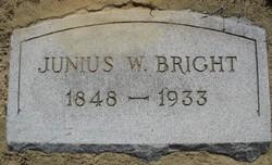Junius Washington Bright