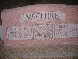 Tina P McClure
