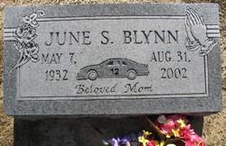 June S. <i>Twiford</i> Blynn