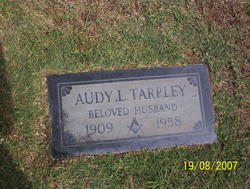 Audy Lake Tarpley