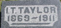 Ira Thomas Taylor