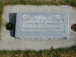 Lorin Milton Abersold