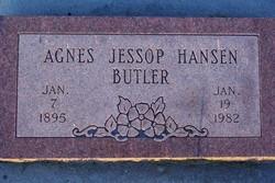 Agnes Merle <i>Jessop</i> Butler